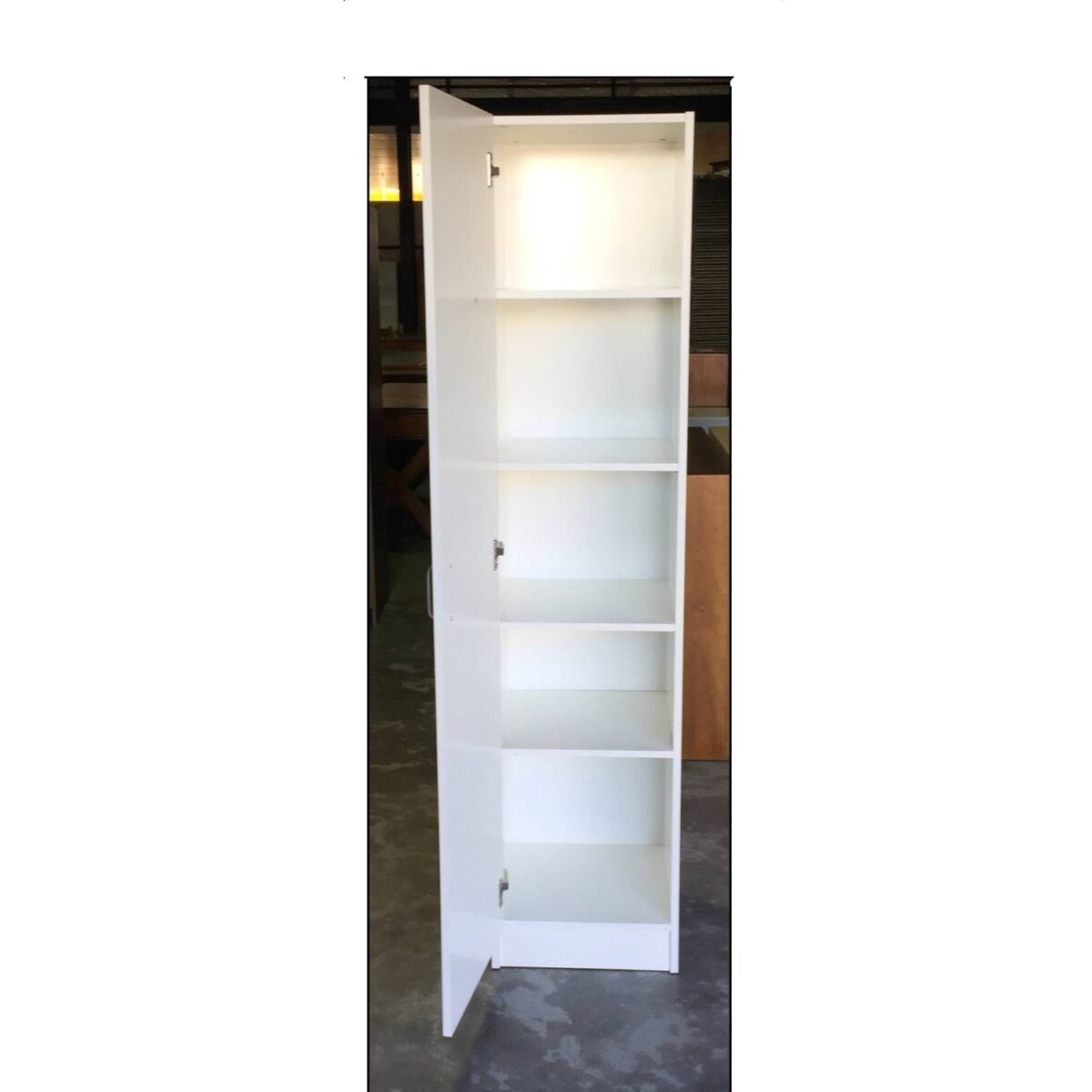 Melamine Pantry 450mm One Stop Pine