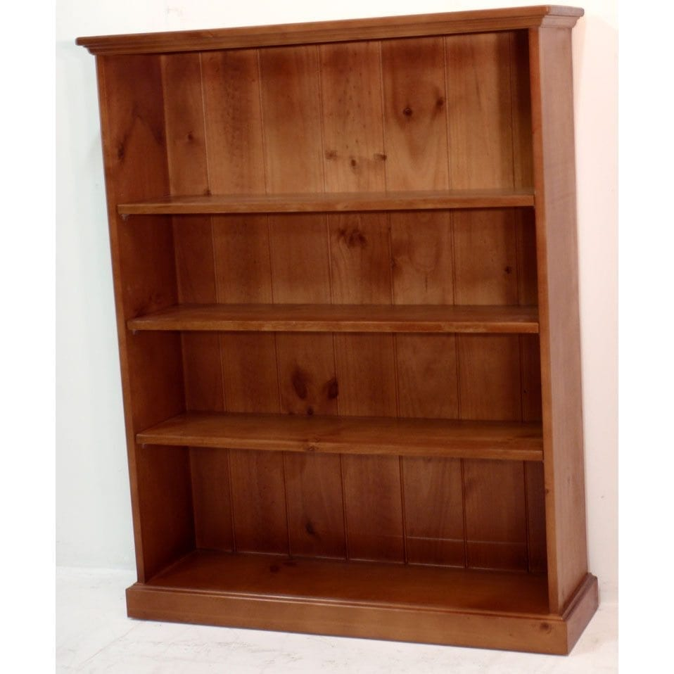Standard Bookcase 4x2 One Stop Pine