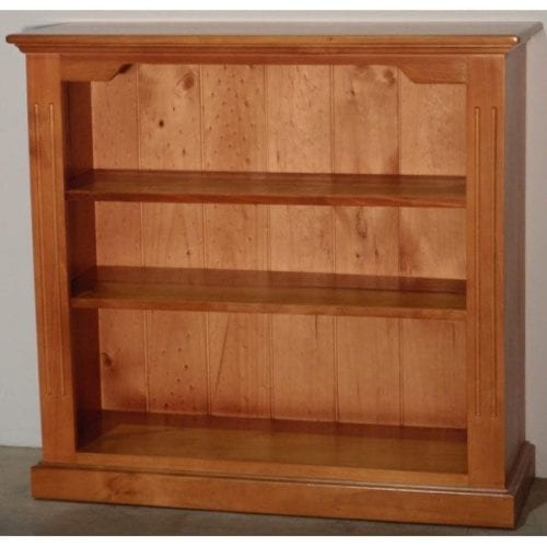 Federation Bookcase 900h x 640w RAW_Timber Bookcase