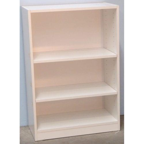 Melamine 3×2 Bookcase – 900x600mm_Melamine Bookcases