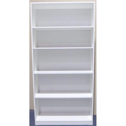 Melamine 6×4 Bookcase – 1800x1200mm_Melamine Bookcases