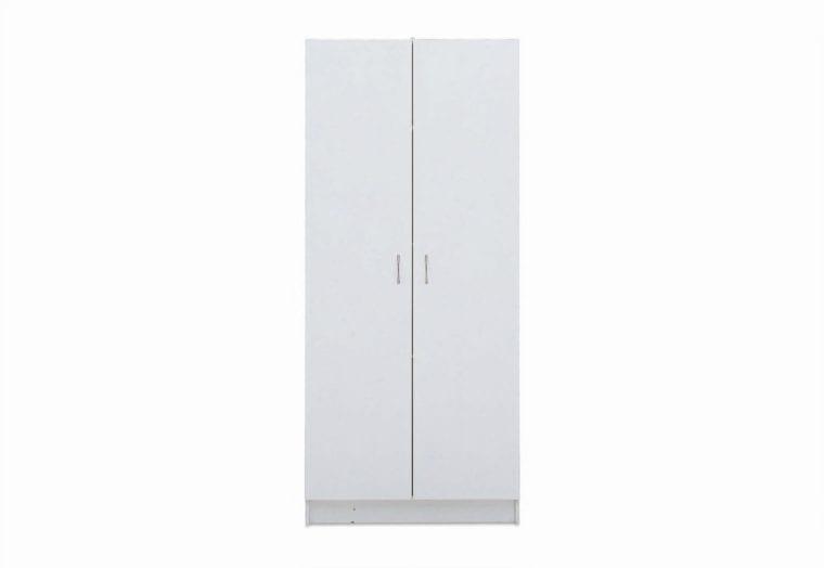 Melamine Pantry 600mm – All hanging_Melamine Wardrobe