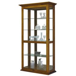 Display cabinets and library units