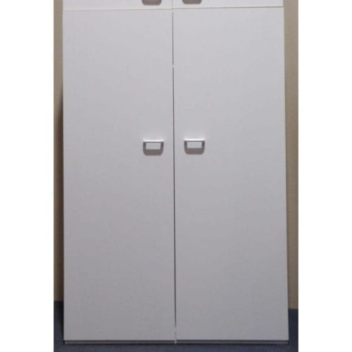 Melamine Pantry 1200mm – All Hanging_Melamine Wardrobe