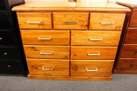 Katoomba 9 Drawer Chest (extra deep)_Chests Timber