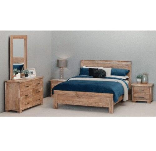 alberta king 5 piece bedroom suite