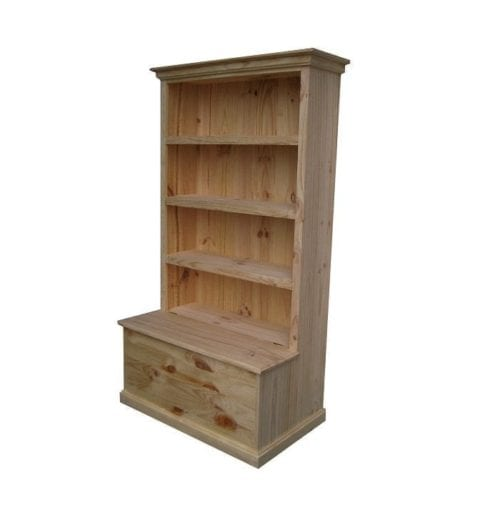 Combo bookcases