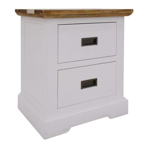 Dylan Bedside 2 Drawer_Chests Timber