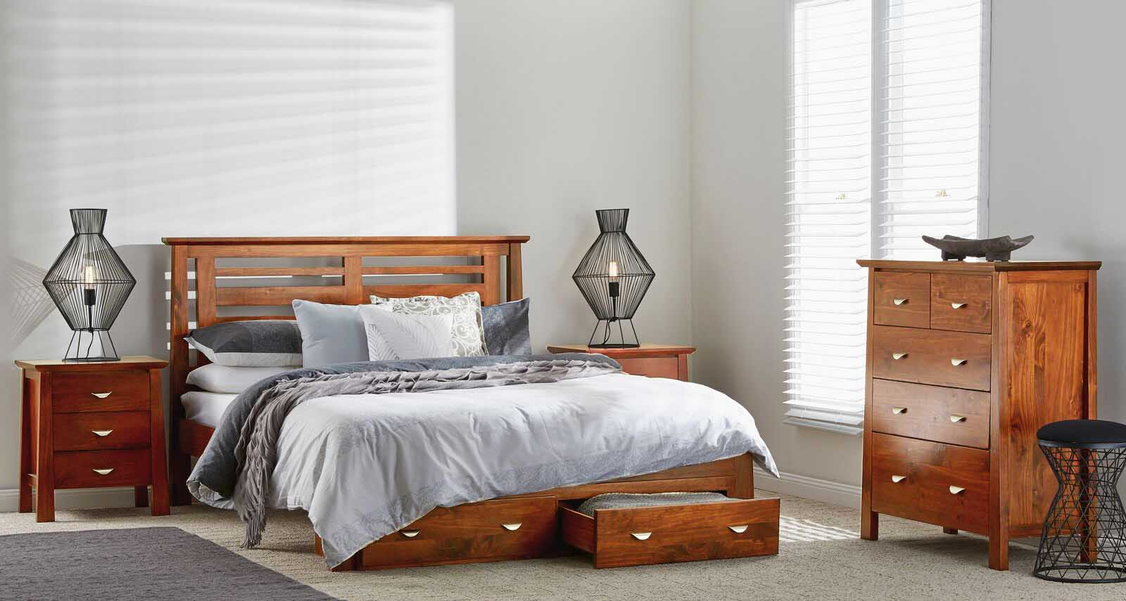 Kobi 5 Piece Bedroom Suite - Queen (free delivery sydney and central ...